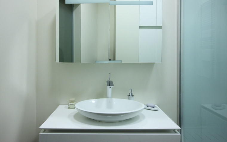 Фото № 68071 ванная  Квартира