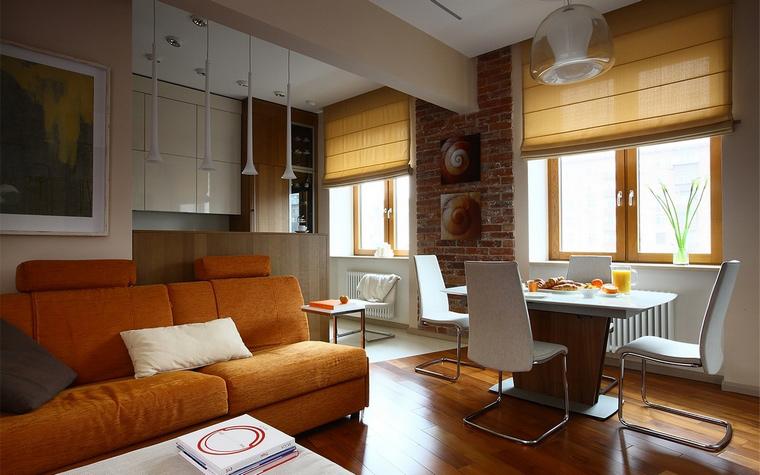 Фото № 68054 гостиная  Квартира