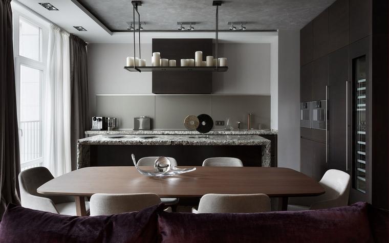 интерьер столовой - фото № 68138