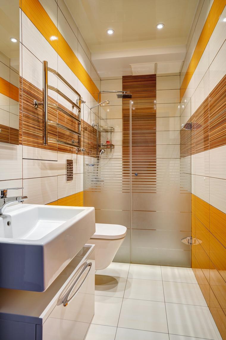 Фото № 68235 ванная  Квартира