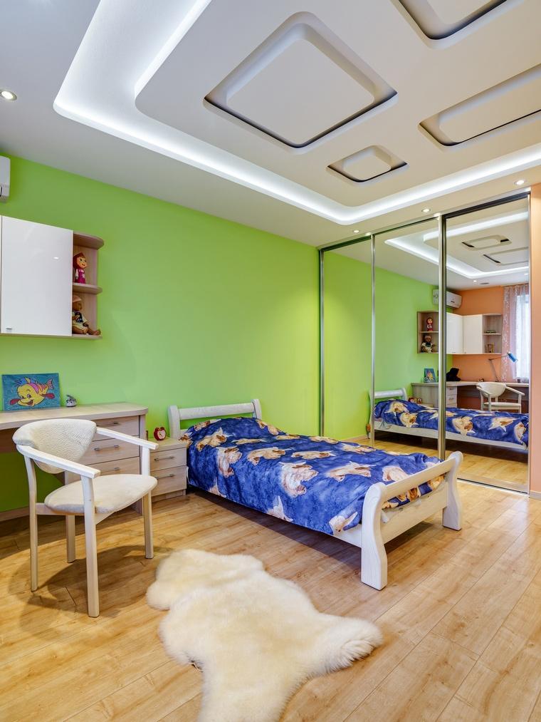 Фото № 68231 детская  Квартира