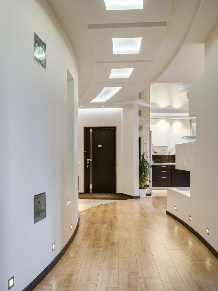 Квартира. холл из проекта , фото №68237