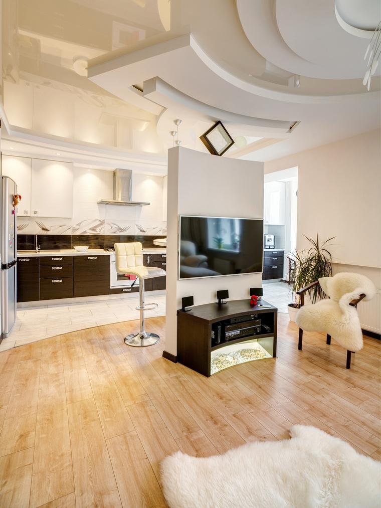 Квартира. кухня из проекта , фото №68224