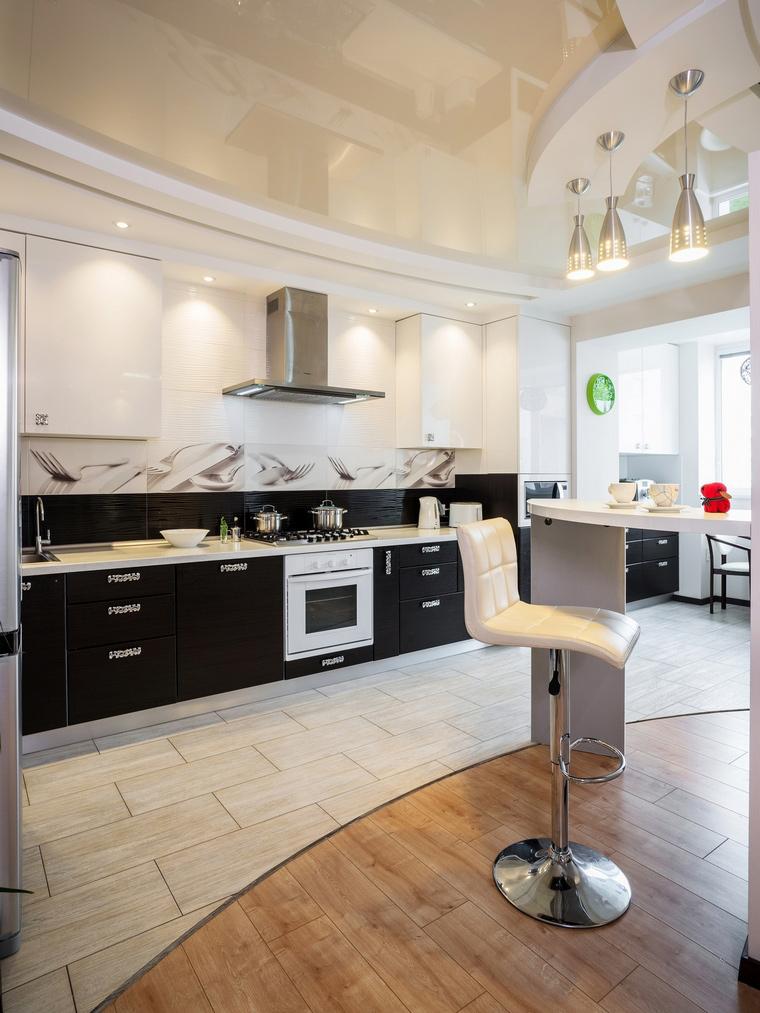 Фото № 68225 кухня  Квартира
