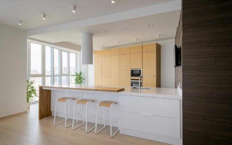 Фото № 68252 кухня  Квартира