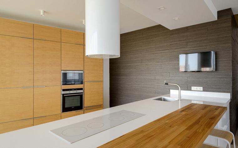 Фото № 68255 кухня  Квартира
