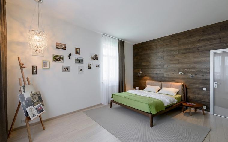 Квартира. спальня из проекта , фото №68285