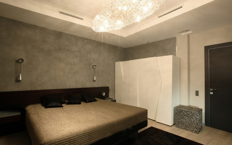 интерьер спальни - фото № 68304