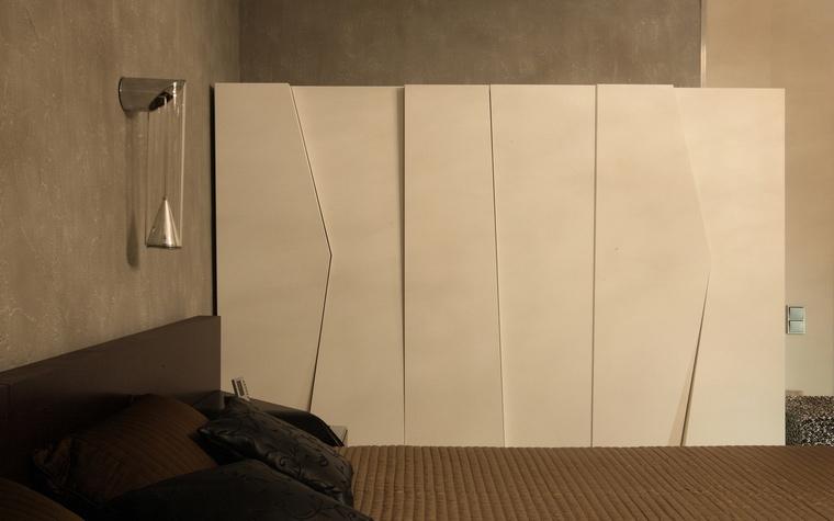 интерьер спальни - фото № 68302