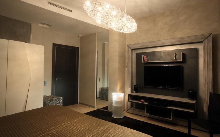 Фото № 68303 спальня  Квартира