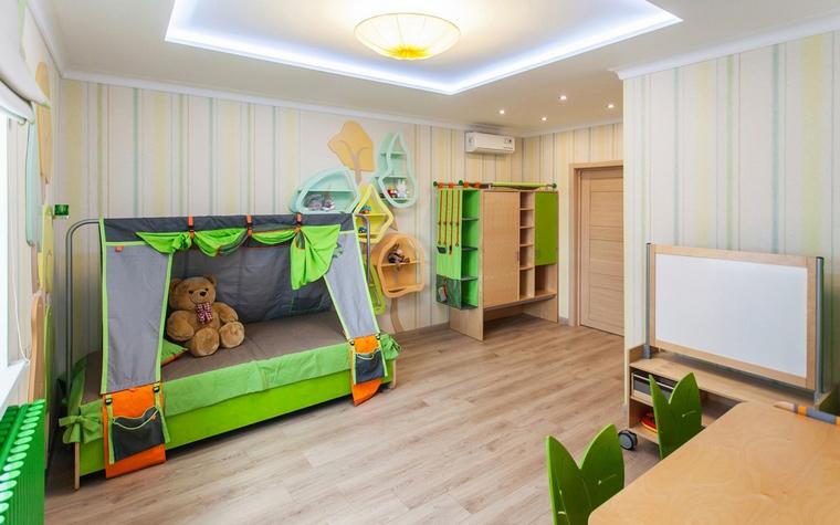 Фото № 68312 детская  Квартира