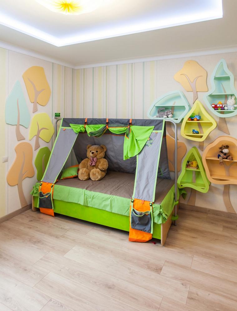 Фото № 68313 детская  Квартира