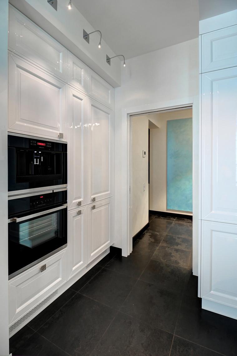Фото № 68318 кухня  Квартира