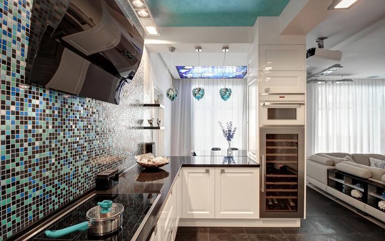 Квартира. кухня из проекта , фото №68320