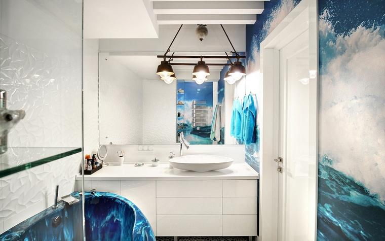 Фото № 68393 ванная  Квартира