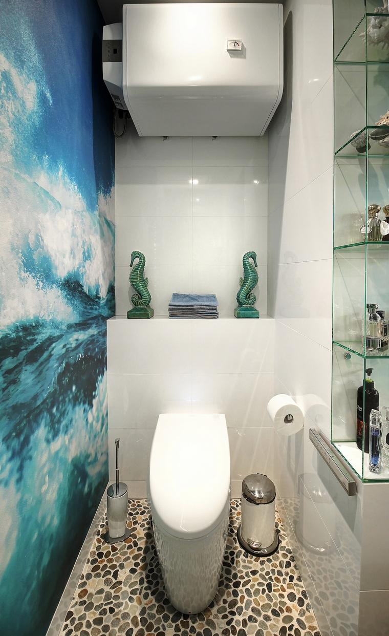 Фото № 68394 ванная  Квартира