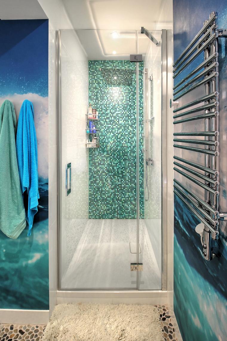 Фото № 68395 ванная  Квартира
