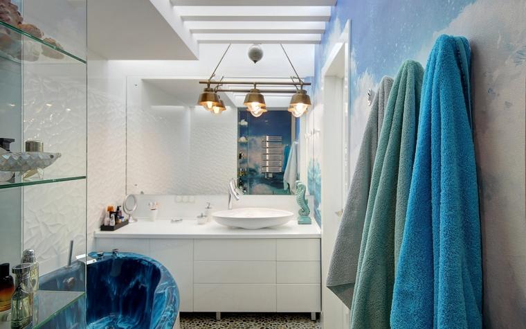 Фото № 68397 ванная  Квартира
