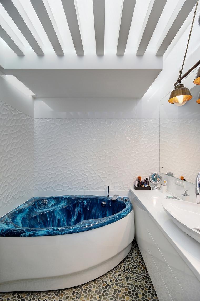 Фото № 68398 ванная  Квартира