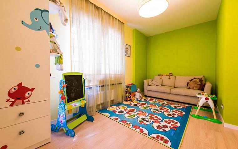 Фото № 68333 детская  Квартира