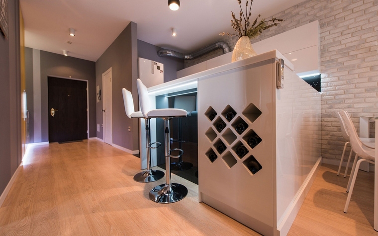 Фото № 68326 кухня  Квартира
