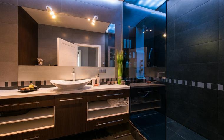 Фото № 68327 ванная  Квартира