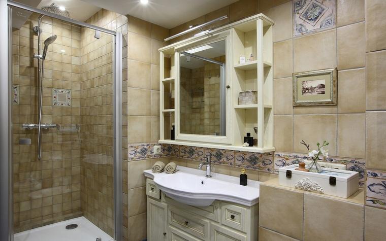 Фото № 68342 ванная  Квартира