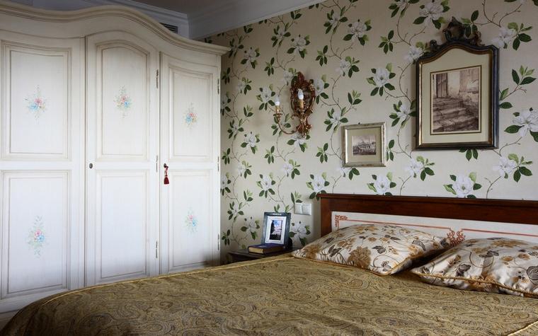 Фото № 68338 спальня  Квартира