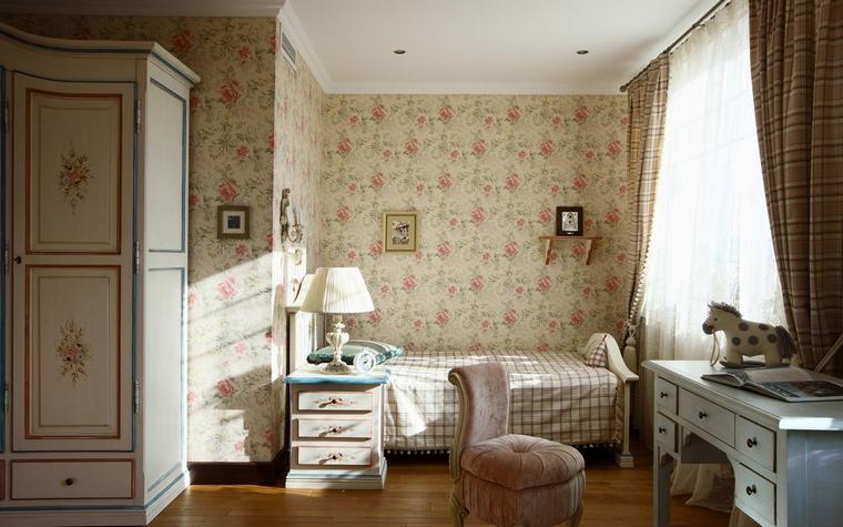 Фото № 68340 детская  Квартира