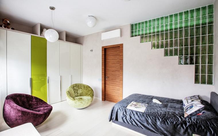 Фото № 68388 спальня  Квартира