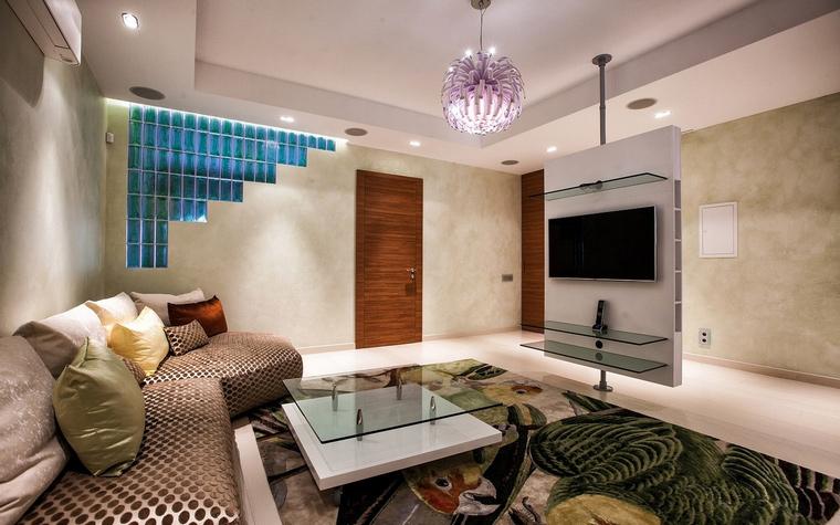 Фото № 68387 гостиная  Квартира