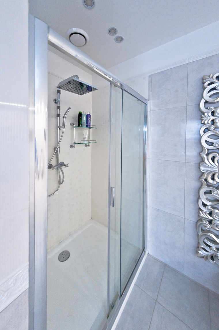 Квартира. ванная из проекта , фото №68430