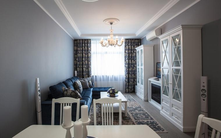 интерьер гостиной - фото № 68434