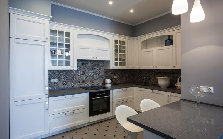 Фото № 68436 кухня  Квартира