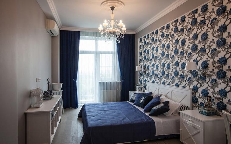 Квартира. спальня из проекта , фото №68437