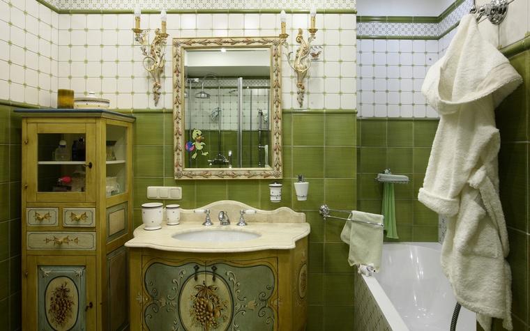 Фото № 68449 ванная  Квартира