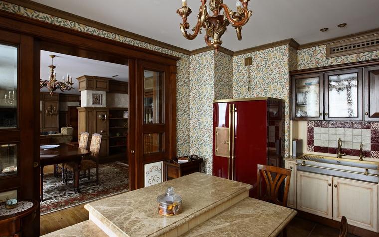 Квартира. кухня из проекта , фото №68442