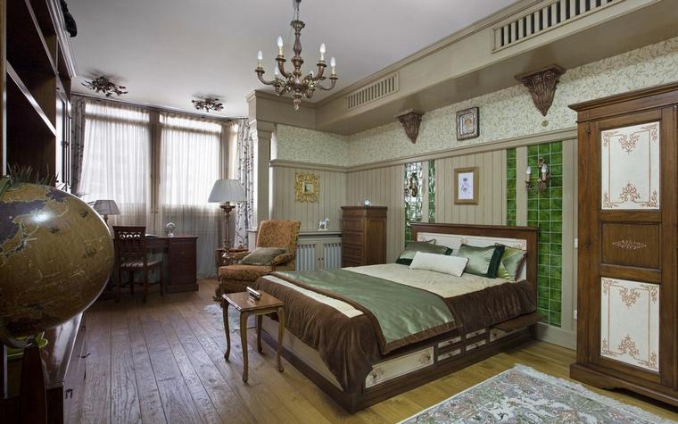 Фото № 68446 спальня  Квартира