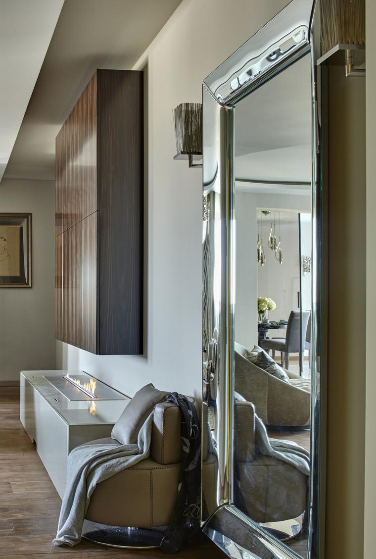 интерьер гостиной - фото № 68475