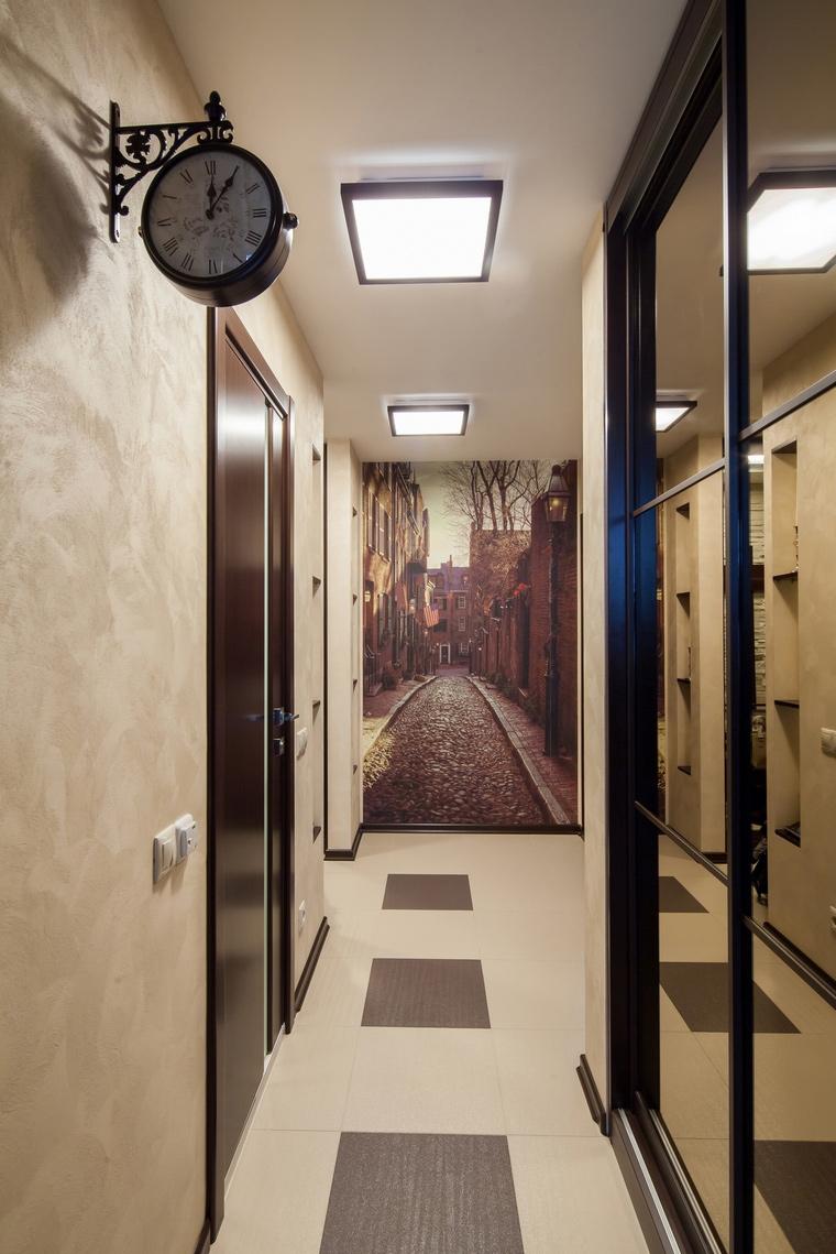Фото № 68494 холл  Квартира