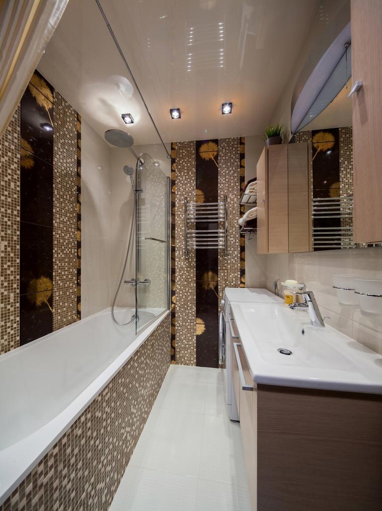 Фото № 68489 ванная  Квартира