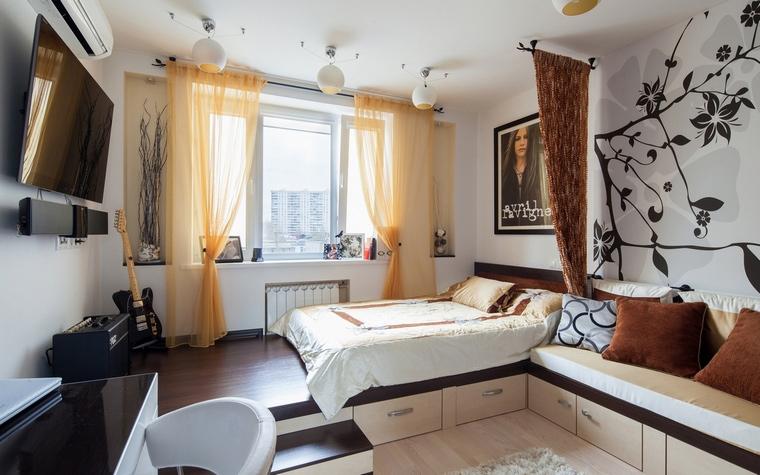 Фото № 68492 спальня  Квартира