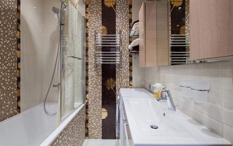 Фото № 68488 ванная  Квартира