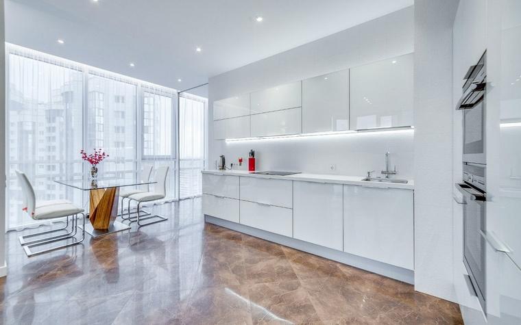 Квартира. кухня из проекта , фото №68516