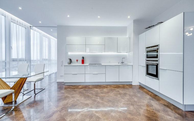 Квартира. кухня из проекта , фото №68515