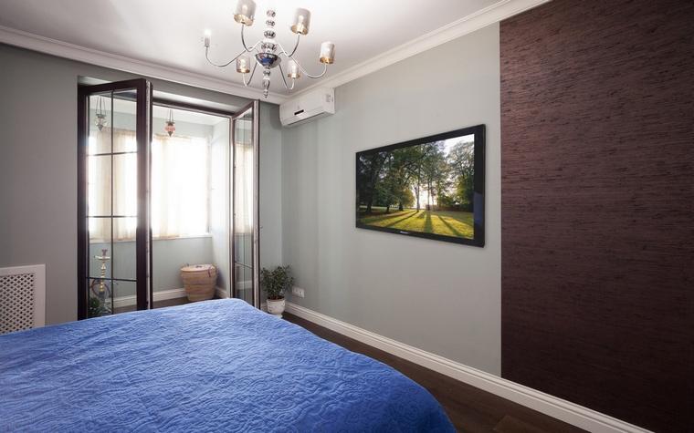 интерьер спальни - фото № 68569
