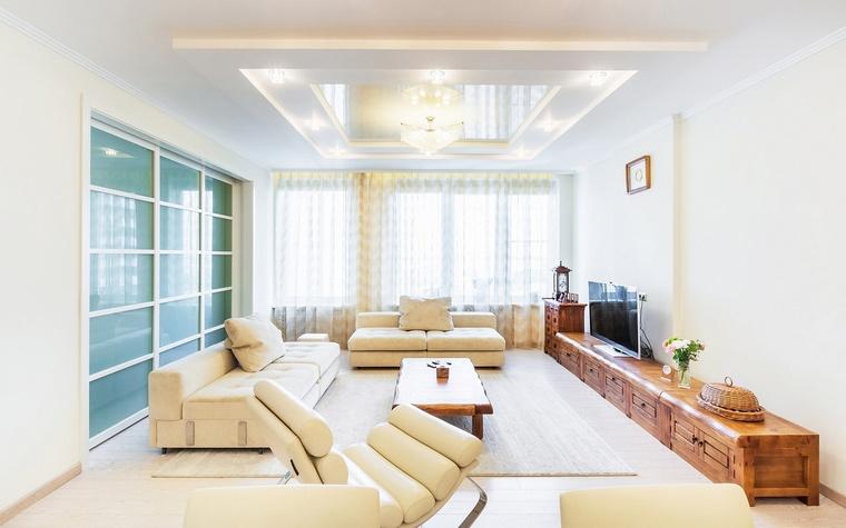 интерьер гостиной - фото № 68595