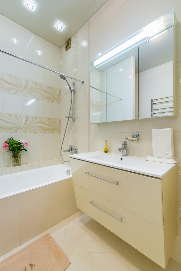интерьер ванной - фото № 68610