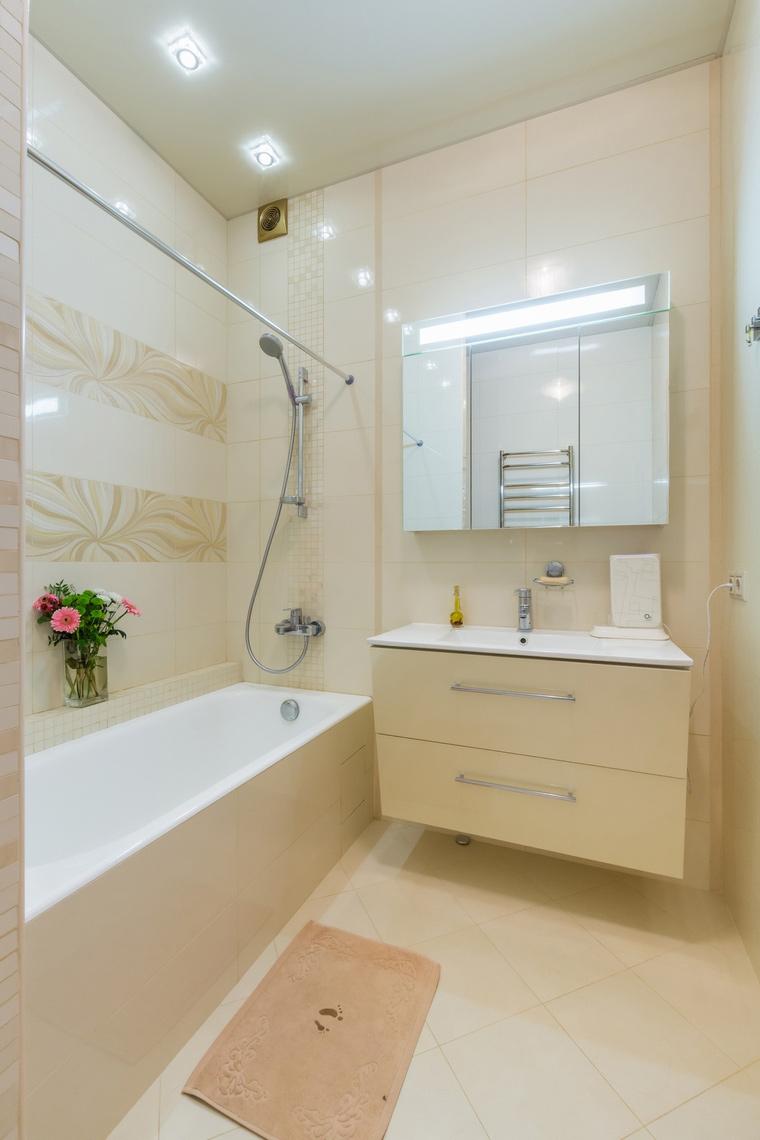 интерьер ванной - фото № 68611