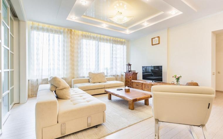 интерьер гостиной - фото № 68598